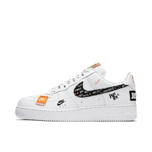nike air force 1 just do it premium pas cher