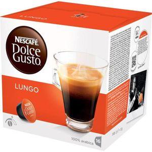 CAFÉ LUNGO 112G 16x7g NESCAFE
