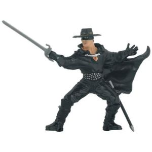 FIGURINE - PERSONNAGE Papo 30252 - Figurine - Zorro Collection S3QZZ