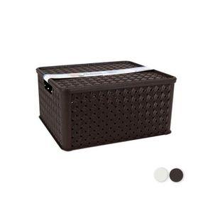 BOITE DE RANGEMENT Boîte de rangement avec couvercle Tontarelli 13 L