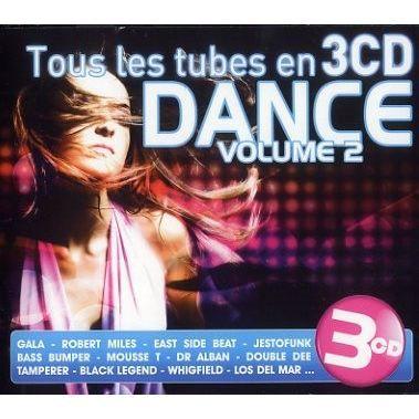 Tous Les Tubes DANCE Volume 2