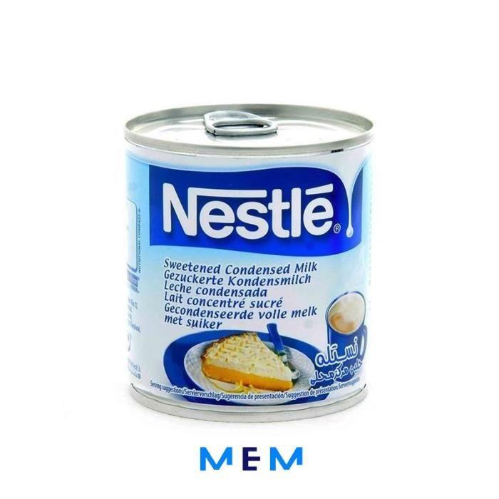 Lait concentré Nestlé 397gr