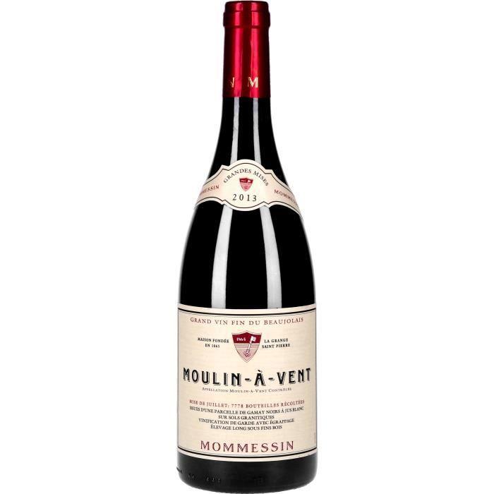 Vin Rouge - Moulin-à-Vent Grandes Mises 2014 - Bouteille 75cl