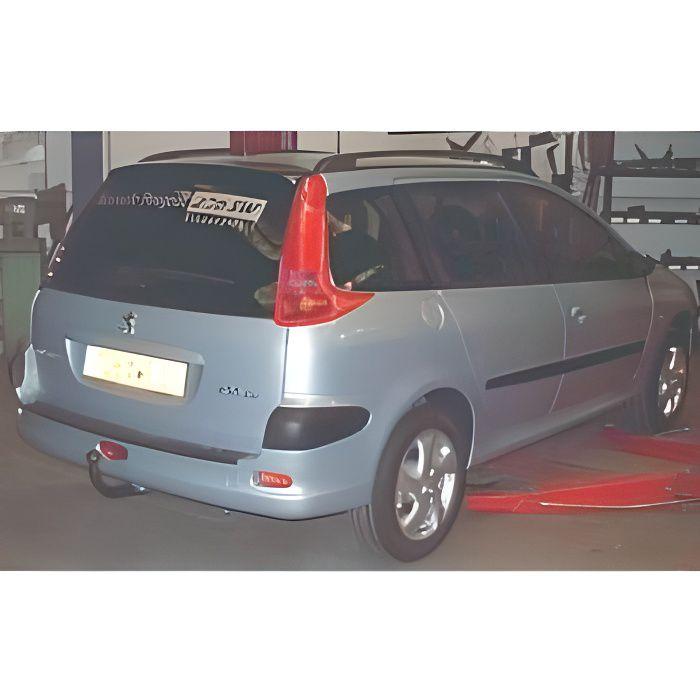 Attelage remorque Peugeot 206BREAK Atnor 2380R