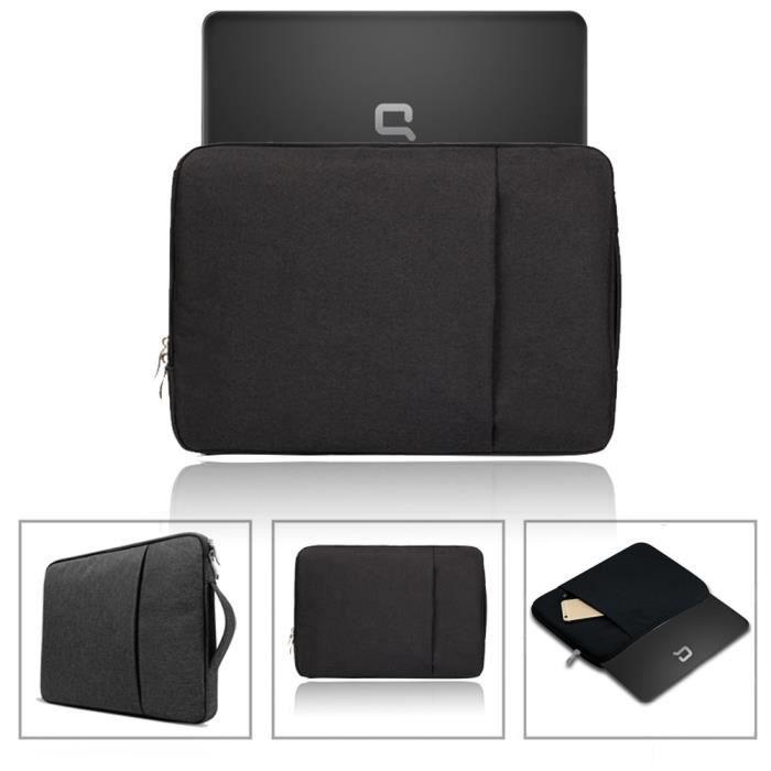 Sac à main Anti chute pour ordinateur portable HP 14 15s-Chromebook 14 15 X360-EliteBook X360-ENVY 1-ENVY 13-aq0003na black