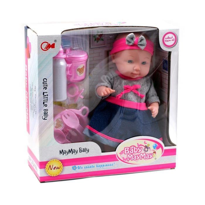 Poupée et Accessoires Baby Anna