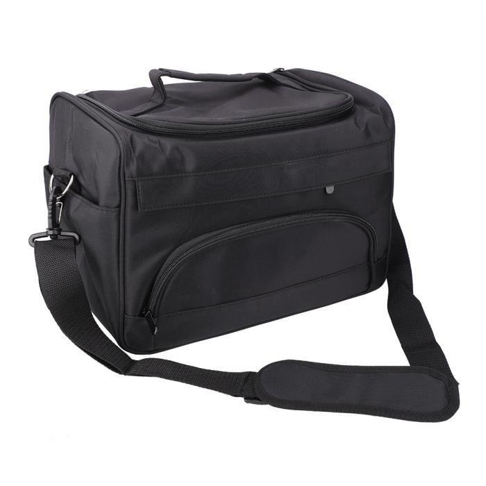 Grande capacité Pro coiffure équipement de coiffure outil de salon sac de transport sac de rangement de voyage sac