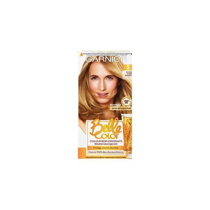 GARNIER Coloration Belle Color - Blond doré naturel N°03