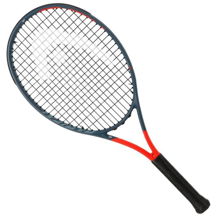 Raquette de tennis Graphene 360 radical jr - Head JUN Noir