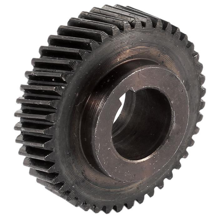 sourcingmap Les dents en spirale hélicoïdale 44T Pignon pour Mikita 5900 Scie circulaire électrique