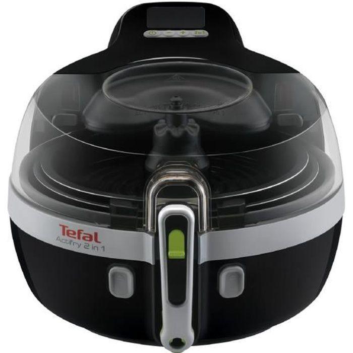 TEFAL YV960130 Actifry 2en1 Friteuse électrique - Noir