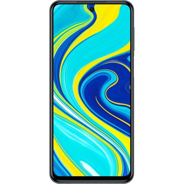 XIAOMI Redmi Note 9S Gris Interstellaire 64 Go