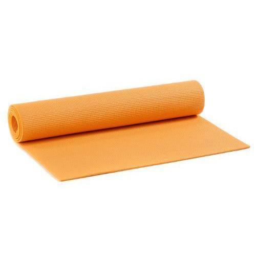 Yogistar 101103_Orange_152.0 x 51.0 x 0.4 cm - TAPIS DE SOL FITNESS - Kids Tapis de yoga Orange