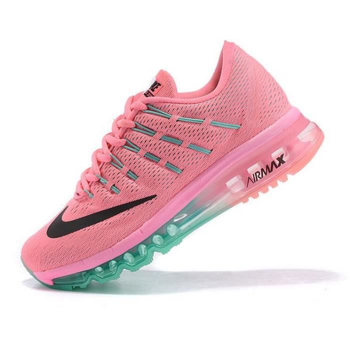 the best attitude e4521 5324c BASKET Nike Air Max 2016 Femmes Baskets Chaussures de run