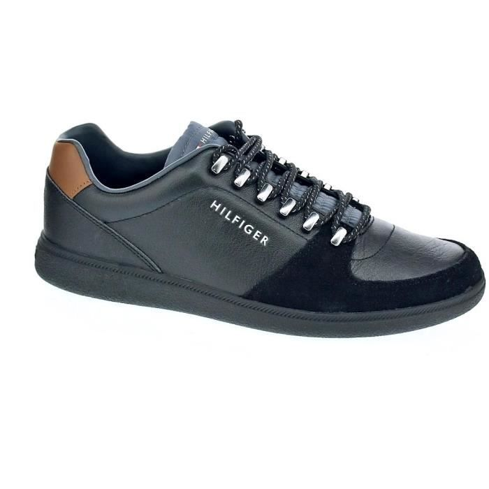768e8b101faf Baskets basses - Tommy Hilfiger Core Hiking Inspired Cupsole Homme Noir