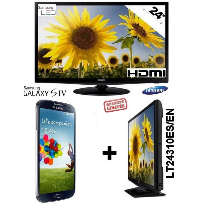 s4 samsung galaxy noir ecran new modele led tv 24 pouces achat smartphone pas cher avis et. Black Bedroom Furniture Sets. Home Design Ideas