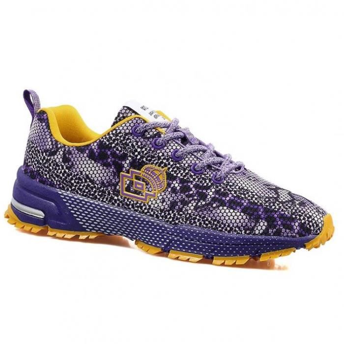 Basket Confort Plus Taille Mode Tough Mudder Homme Violet 44 R30545128_2686 vP5jLicOl