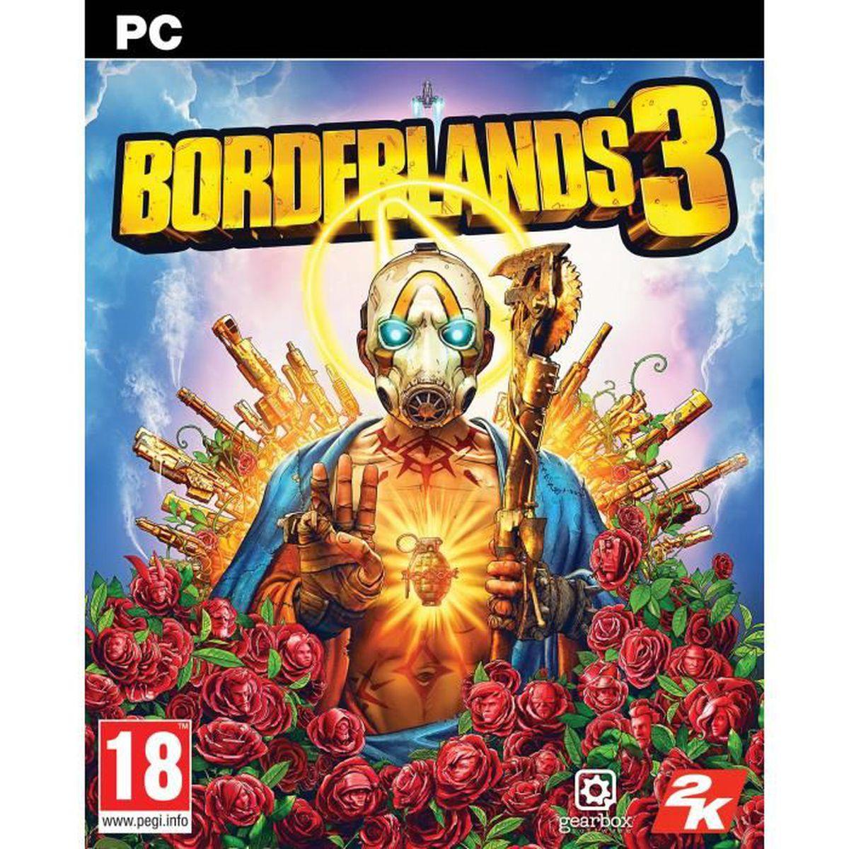 JEU PC Borderlands 3 Jeu PC à télécharger