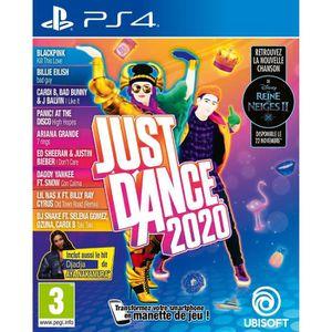 JEU PS4 Just Dance 2020 Jeu PS4