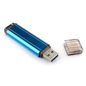 CLÉ USB 8 Go en métal brossé à grande vitesse USB3.0 de st