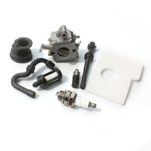 1130/120/0603 Carburateur Rebuild kit de r/éparation de filtre /à air pour Stihl MS170/MS180/MS 170/180/017/018/tron/çonneuse Zama C1q-s57b