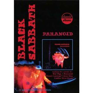 CD VARIÉTÉ INTERNAT Classic album : Paranoid by Black Sabbath