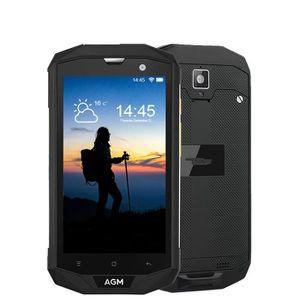 Téléphone portable AGM officiel A8 5
