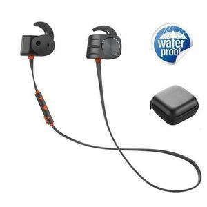 CASQUE - ÉCOUTEURS PLEXTONE Bluetooth Écouteurs avec Micro IPX5 Étanc