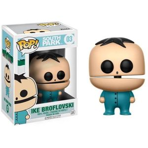 FIGURINE - PERSONNAGE Figurine Funko Pop! South Park : Ike Broflovski