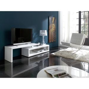 meuble tv coin achat vente meuble tv coin pas cher cdiscount. Black Bedroom Furniture Sets. Home Design Ideas