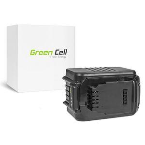 Green Cell/® Batterie pour Outillage /électroportatif DeWalt DCF880N Panasonic Li-Ion cellules 5Ah 18V