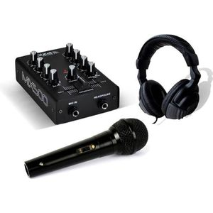 TABLE DE MIXAGE Pack Dj Sono Table de mixage MIX500 + Casque audio