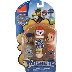 FIGURINE - PERSONNAGE ASMOKIDS - Mash'ems - Pack Deluxe de 6 Figurines P