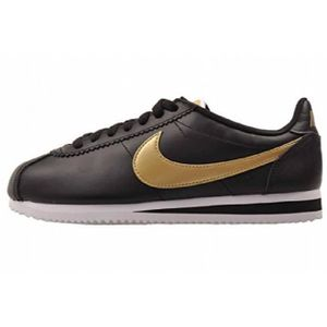 Chaussures cuir Nike femme - Cdiscount Chaussures