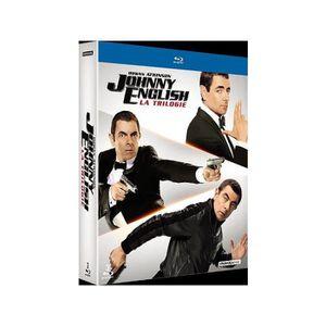 BLU-RAY FILM Coffret Johnny English 1 à 3 [Blu-Ray]