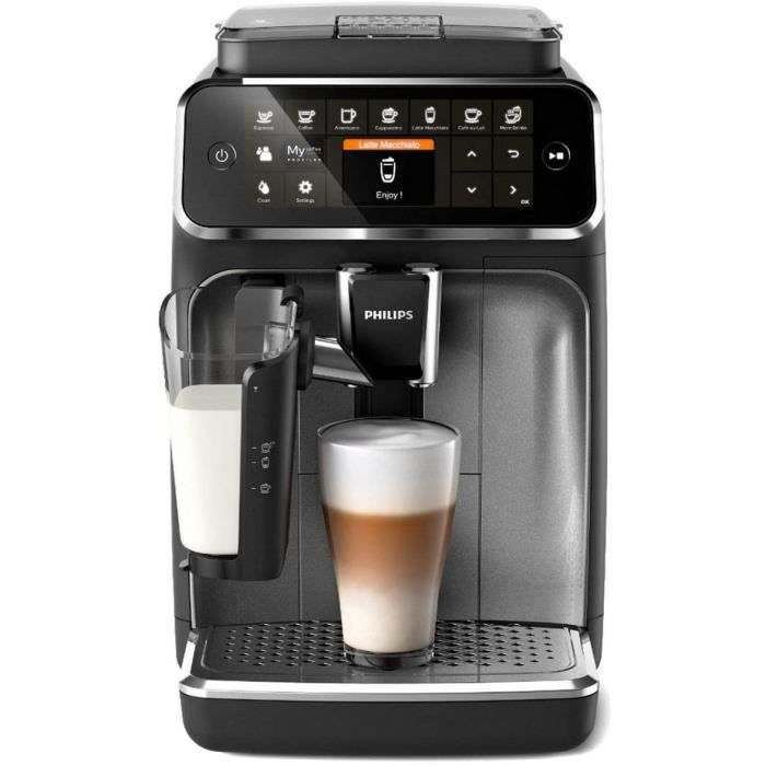 EP4346-70 Machine Espresso automatique Séries 4300 LatteGo[521]