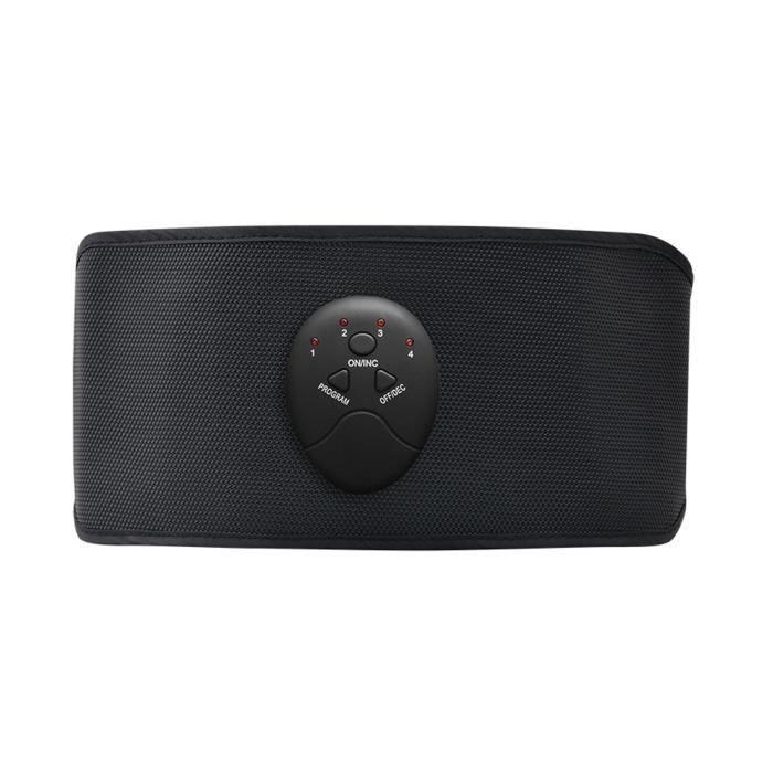 Électrique abdominale ceinture abdominale intelligente Massage Minceur Ceinture Appareil de massage Body Fitness Instrument de perte