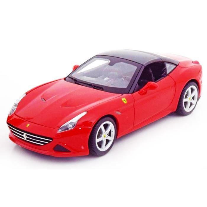 BBurago Voiture de collection 1/18 Ferrari california t coupé