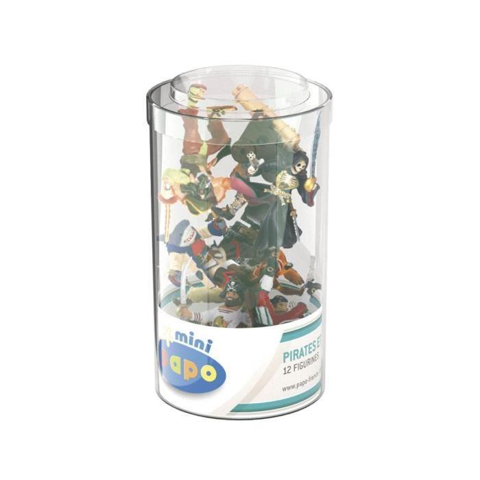 Papo 33017 - Figurine - Mini Tub's Pirates Et Corsaires VI5FC