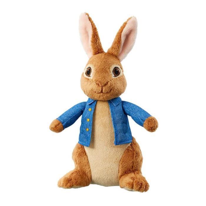 Film officiel de Peter Rabbit Peter Plush