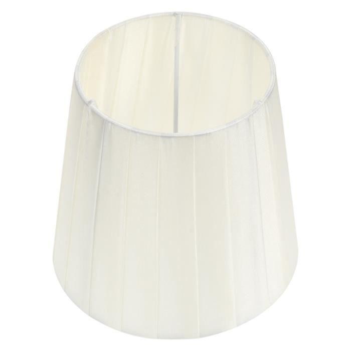 Couverture de lampe à la poussière de chevet 1pc abat-jour vendu seul luminaire d'interieur