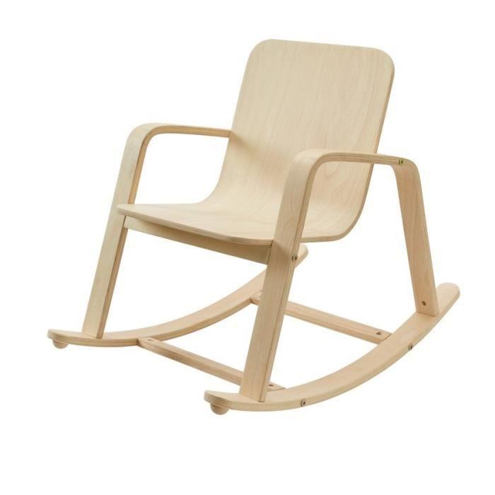 Plan Toys - Rocking Chair enfant - ASA TOYS
