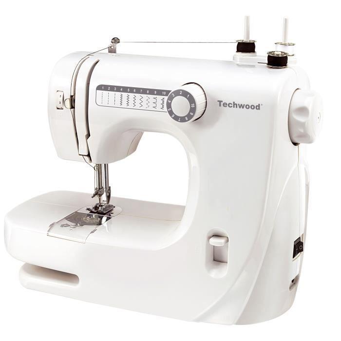 TECHWOOD TMAC-1091 Machine à Coudre