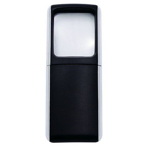 Wedo - 2717501 - Loupe rectangulaire à éclairag…
