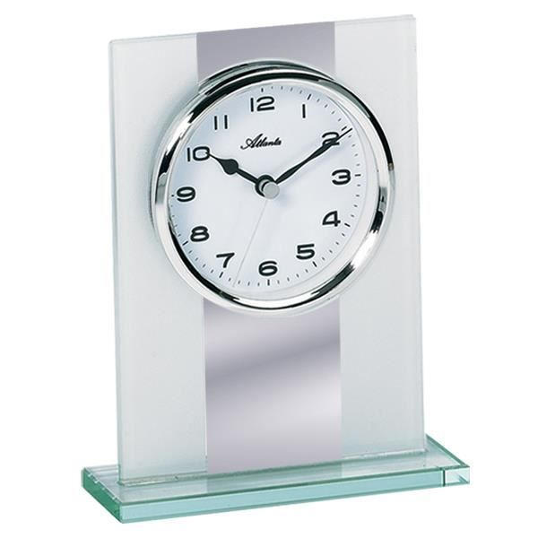 pendule horloge a poser achat vente horloge verre cdiscount. Black Bedroom Furniture Sets. Home Design Ideas