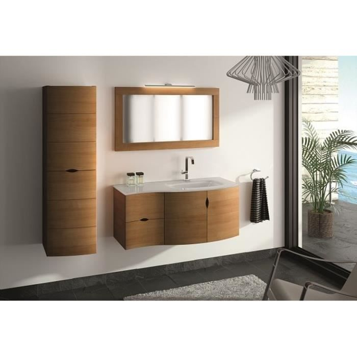 vague du sud meuble en 110 cm version gauche plan vasque. Black Bedroom Furniture Sets. Home Design Ideas