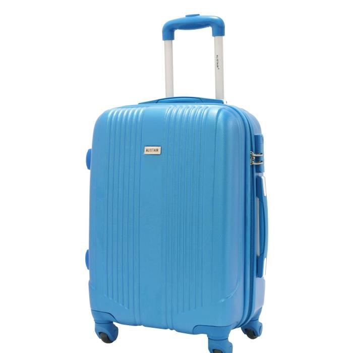"VALISE - BAGAGE Valise Taille Cabine 55cm - Alistair ""Airo"" - Abs"
