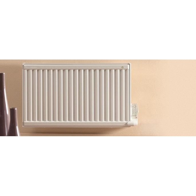 radiateur panneau lvi yali g double plinthe 1000w achat. Black Bedroom Furniture Sets. Home Design Ideas