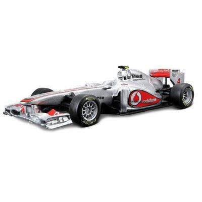 mod le r duit formule 1 mercedes mclaren 2011 achat vente voiture construire cdiscount. Black Bedroom Furniture Sets. Home Design Ideas