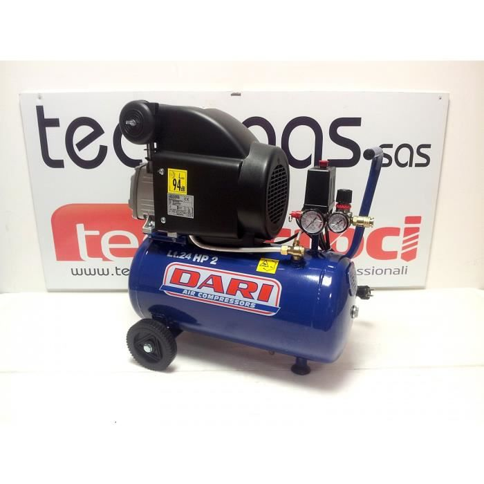 Compresseur air comprim dari smart 24 210 24 lt 2 hp - Compresseur air comprime ...